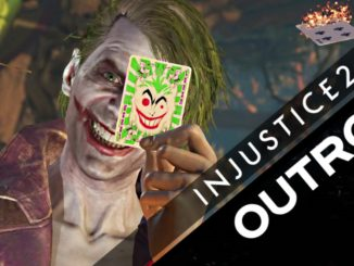Injustice 2 Character Outros