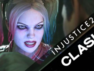 Injustice 2 Harley Quinn Clash Dialogue