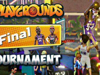 NBA Playgrounds Las Vegas Tournament