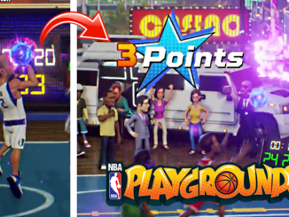 NBA Playgrounds Hail Mary Achievement / Trophy