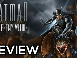 Batman The Enemy Within R01