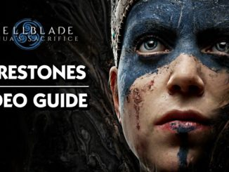 Hellblade Lorestones Locations