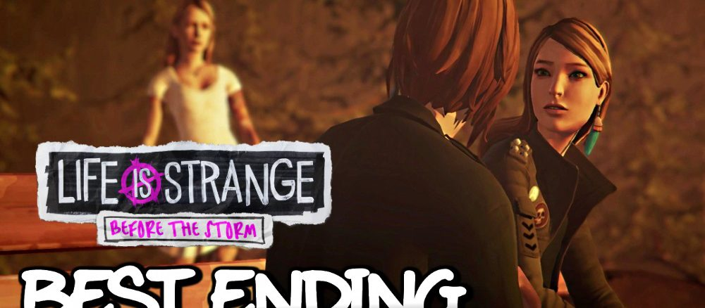 Life Is Strange Before the Storm Best Ending 00