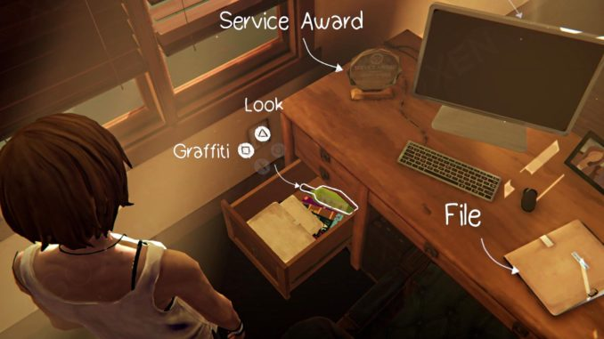 Life Is Strange Before the Storm Graffiti Guide Episode 3 09