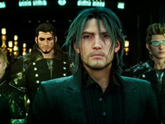 Final Fantasy XV Alternate Ending 00