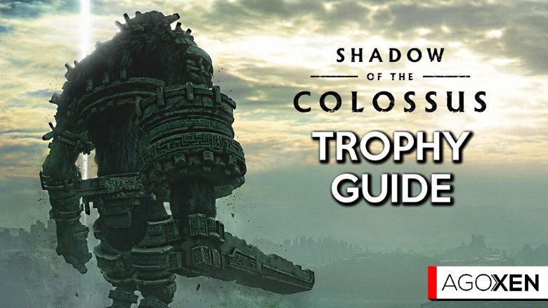Shadow of the Colossus Trophy Guide 00