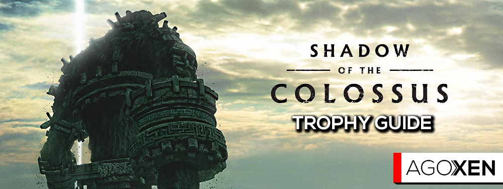 Shadow of the Colossus Trophy Guide 00-1