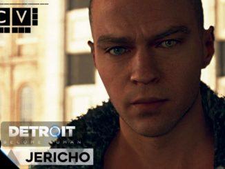 Detroit: Become Human Jericho Walkthrough