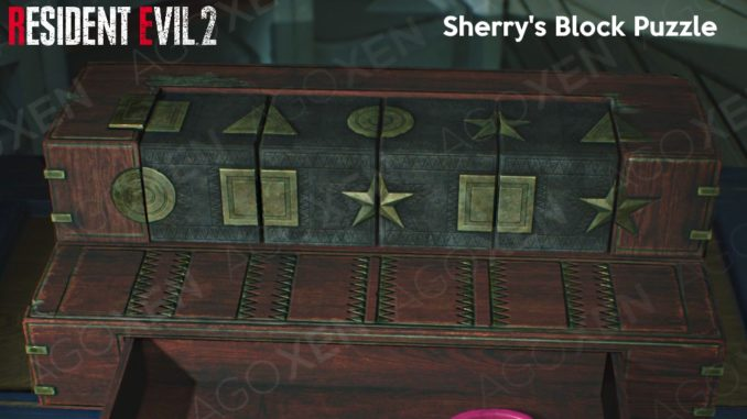Resident Evil 2 (2019) Puzzle Solutions Guide | AGOXEN