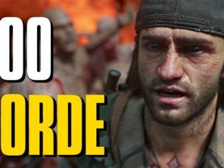 Days Gone Horde Guide 00