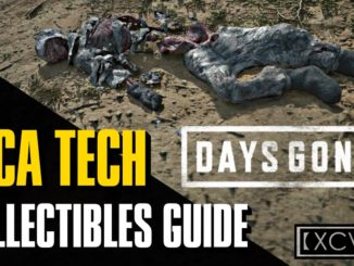 Days Gone IPCA Tech Locations 00