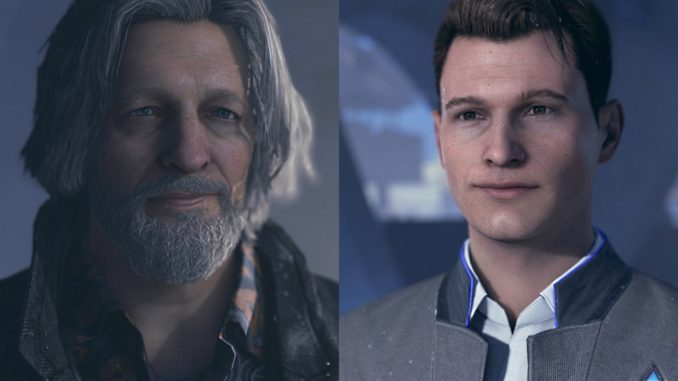 Detroit Become Human Trophy Guide And Roadmap Agoxen